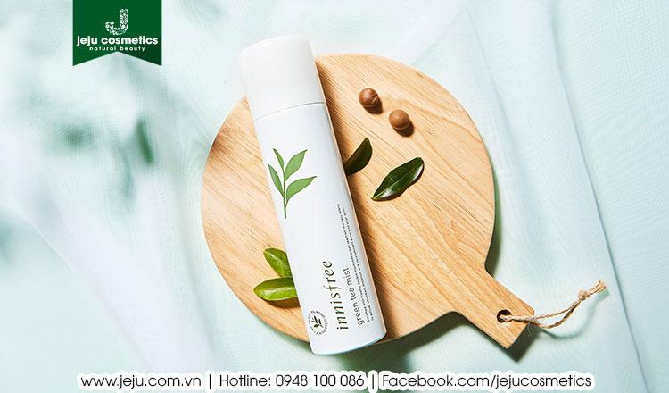Innisfree Green Tea Mist 150ml