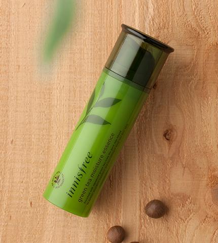innisfree green tea moisture essence-2