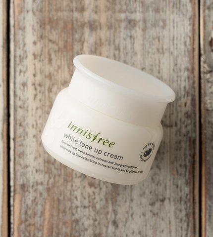innisfree white tone up cream-1