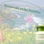Review mỹ phẩm Innisfree tại Việt Nam