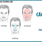 Jeju Cosmetics giúp bạn xác định loại da
