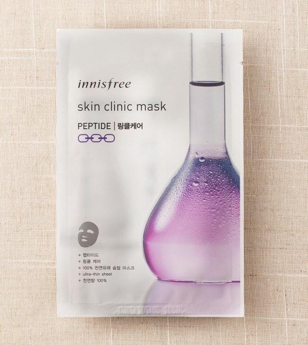 Innisfree Skin Clicnic Mask -Peptide1