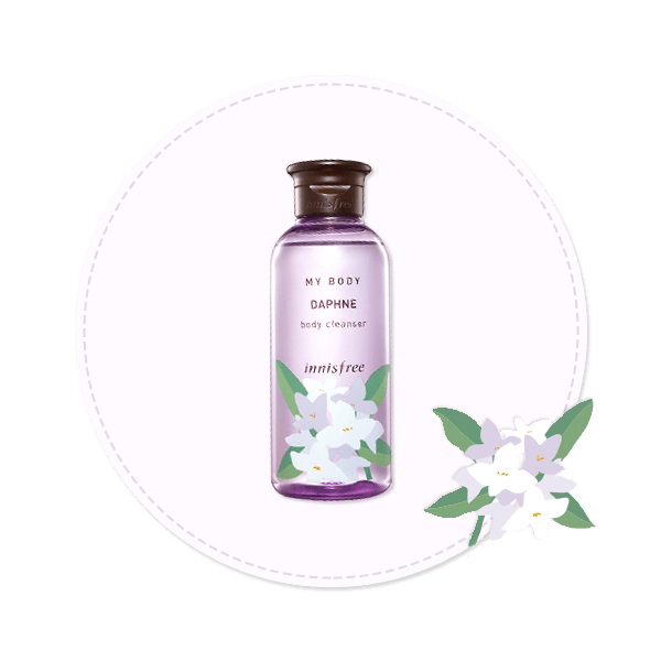 Innisfree My Body Body-Cleanser-Wild-Berry-Daphne