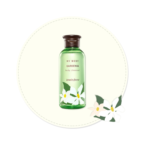 Innisfree My Body Body-Cleanser-Wild-Berry-Gardenia