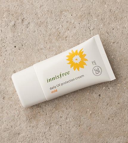 Innisfree Daily UV protection cream mild - 2