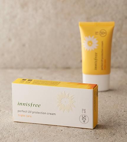 innisfree perfect UV protection cream triple care-2