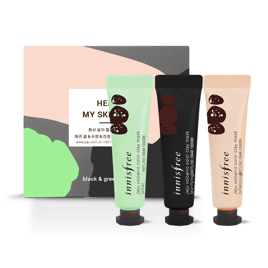 Energizing Kit Jeju Volcanic Color Clay Mask Page 2 Daftar Innisfree Refining 70ml M T N Help My Skin