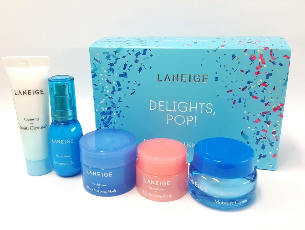 neige Delight Pop Best Sellers Trial Kit