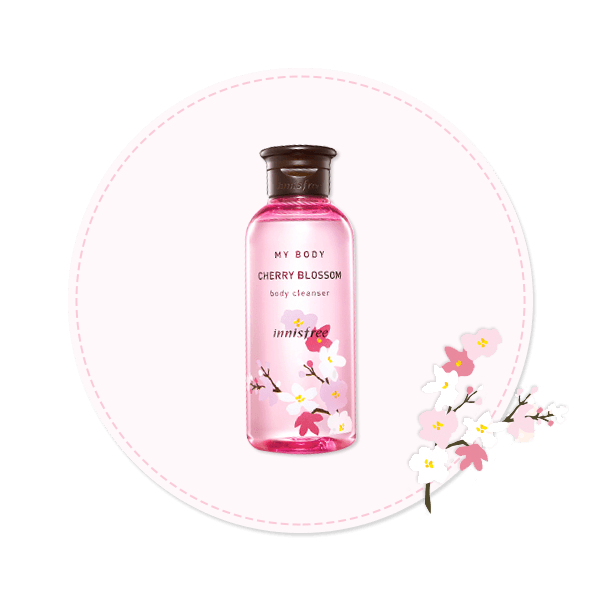 Sữa tắm Innisfree My Body Body Cleanser