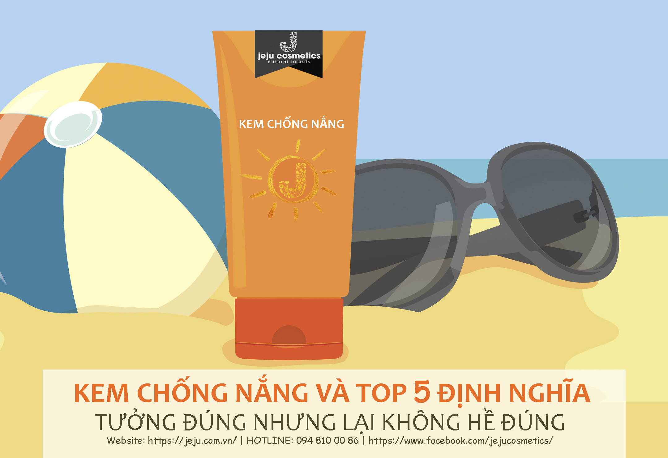 """Kem chống nắng từ lâu đã đóng vai trò là một sản phẩm """"bổ dưỡng"""" không thể  thiếu trong mọi quy trình dưỡng da hằng ngày của con người."""