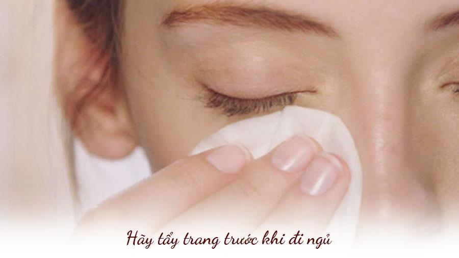 chăm sóc cho da nhạy cảm